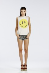 *Pre Order - Like a Version Smile - Muscle Singlet